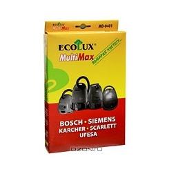 фото Мешки для пыли Ecolux MultiMax MD-0401