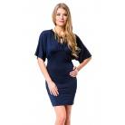 Фото Платье Mondigo 8700. Цвет: темно-синий. Размер одежды: 46