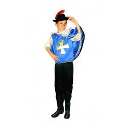 фото Костюм карнавальный для мальчика Новогодняя сказка «Мушкетер» CH1416s