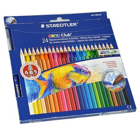 Купить Набор акварельных карандашей Staedtler 14410NC24