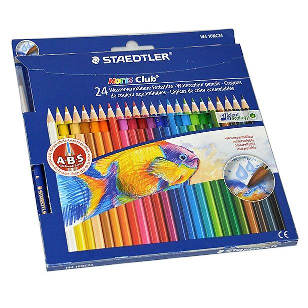 фото Набор акварельных карандашей Staedtler 14410NC24