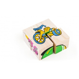 Купить Кубики Томик «Игрушки»