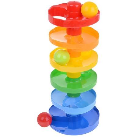 Купить Игрушка-пирамидка Биплант «Зайкина горка №1». В ассортименте