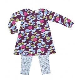 фото Комплект: платье с леггинсами Angel Dear Lola. Рост: 98-104 см