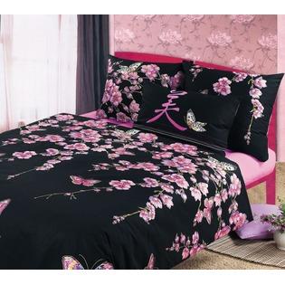 Купить Комплект постельного белья Белиссимо «Сакура». 2-спальный