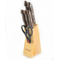 фото Набор ножей Webber ВЕ-2104