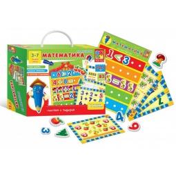 Купить Игра развивающая Vladi Toys «Математика с магнитной доской»