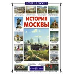 Купить История Москвы