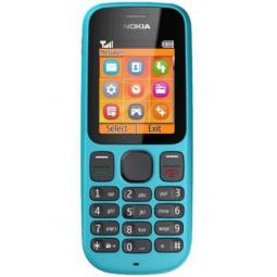 фото Мобильный телефон Nokia 100. Цвет: голубой