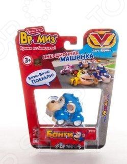 Машинка инерционная Vroomiz «Банги»