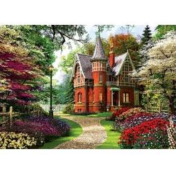 Купить Пазл 1000 элементов Trefl «Викторианский домик»