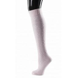 фото Носки женские Teller Cozy Angora. Цвет: розовый. Размер: 36-38