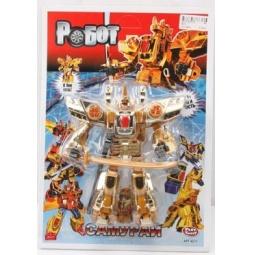 фото Игрушка-трансформер PlaySmart «Робот. Самурай»