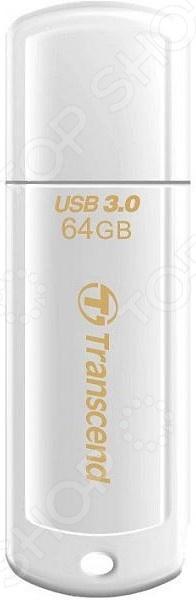 Флешка Transcend Jetflash 730 64Gb флешка usb 64gb transcend jetflash 730 usb3 0 ts64gjf730