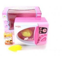 фото Микроволновая печь игрушечная Shantou Gepai LS820G11