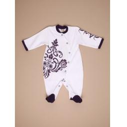 фото Комбинезон для новорожденных без капюшона Ёмаё 22-11. Размер: 40