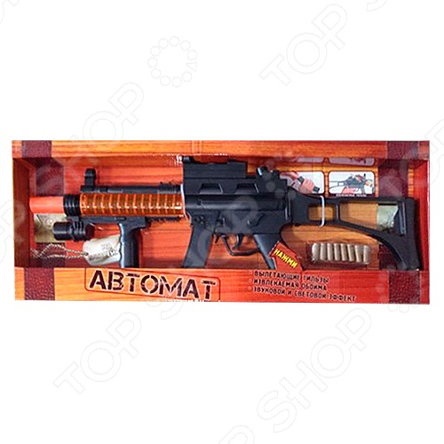 фото Автомат игрушечный Играем Вместе ЯВ116211, Другое игрушечное оружие