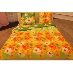 фото Комплект постельного белья Diana p&w «Солнечные цветы». Евро