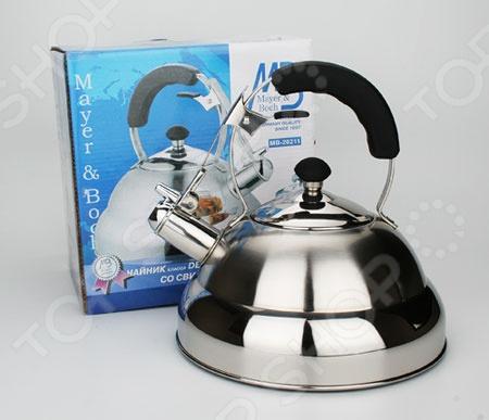 Чайник со свистком Mayer&Boch MB-20211 ausini 20211