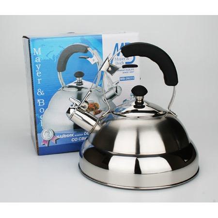 Купить Чайник со свистком Mayer&Boch MB-20211