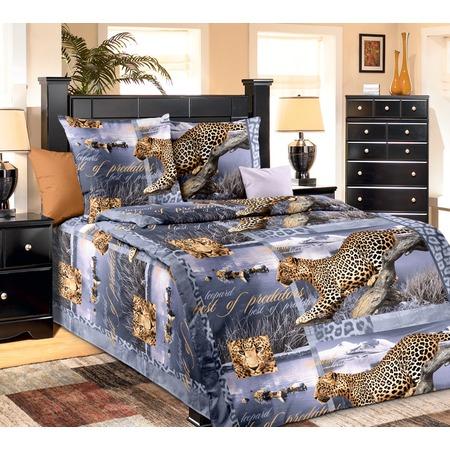 Купить Комплект постельного белья ТексДизайн «Бросок». 1,5-спальный