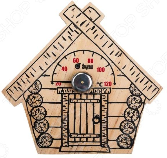 Термометр для бани и сауны Банные штучки «Парилочка» измерительные приборы украина