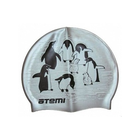 Купить Шапочка для плавания Atemi PSC407