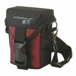 фото Чехол для фотоаппарата Acropolis ФТ-10. Цвет: бордовый