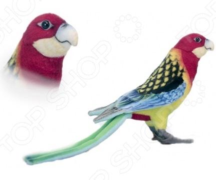 Мягкая игрушка Hansa «Розелла» попугаи розелла фото москва