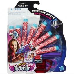 Купить Комплект стрел Hasbro Message Darts