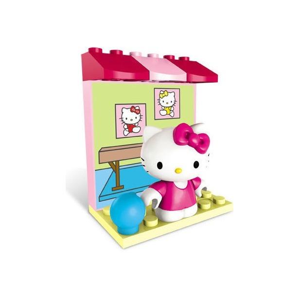 фото Мини-конструктор Mega Bloks Hello Kitty-хобби. В ассортименте