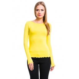фото Кофта Mondigo 1470. Цвет: желтый. Размер одежды: 42