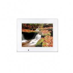 фото Цифровая фоторамка Onext PF-8083. Цвет: белый