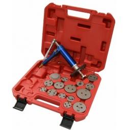 Купить Набор приспособлений для ввинчивания поршня цилиндра дискового тормоза с пневмоприводом Force F-65815