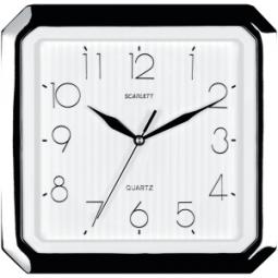 фото Часы настенные Scarlett SC-52 G