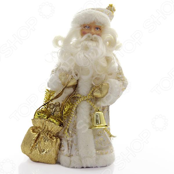 Игрушка Новогодняя Сказка Дед Мороз 43см Violet 972434