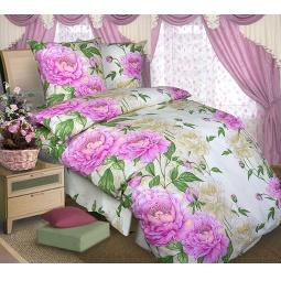 фото Комплект постельного белья Белиссимо «Очарование». 2-спальный. Размер простыни: 220х195 см