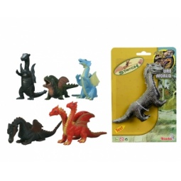 фото Фигурка Simba эластичная «Драконы». В ассортименте