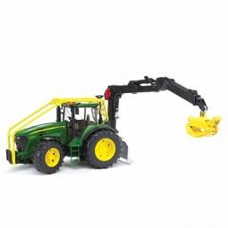 фото Трактор игрушечный Bruder John Deere 7930