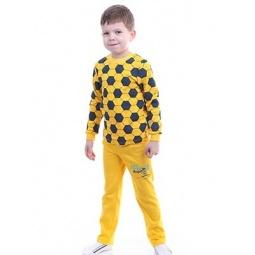 фото Пижама для мальчика Свитанак 217469. Размер: 30. Рост: 110 см