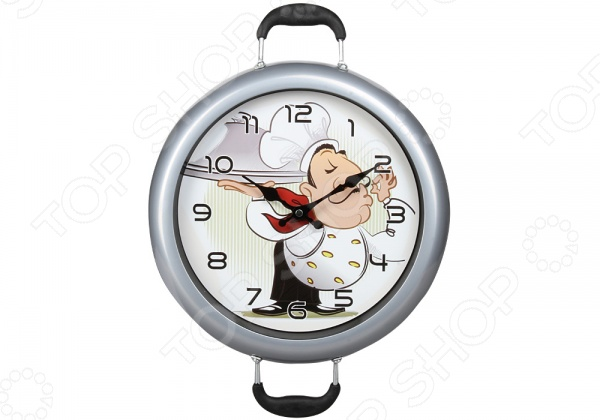 Часы настенные Pomi d'Oro T4101-K сковородки