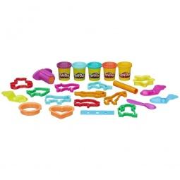 фото Набор для лепки из пластилина Hasbro «Контейнер с инструментами»