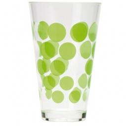 фото Стакан Zak!Designs Dot Dot. Цвет: зеленый