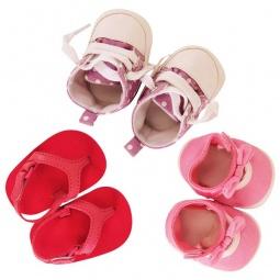 Купить Набор обуви для кукол Zapf Creation «Ботиночки» 813-096. В ассортименте