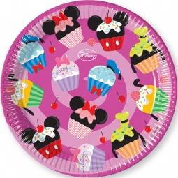 Купить Тарелки одноразовые Procos «Микки и его друзья - сладости»