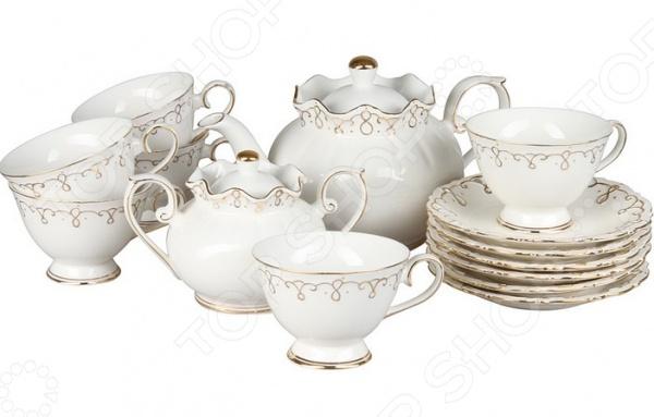 Чайный сервиз Rosenberg 8701