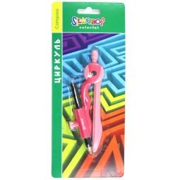Купить Циркуль школьный Silwerhof Colorful 540096