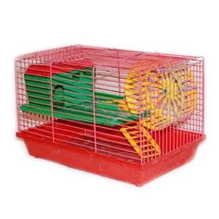 Купить Клетка для грызунов ZOOmark 2-х этажная. В ассортименте