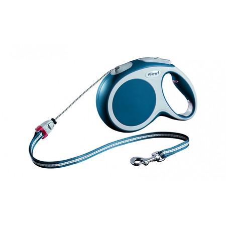 Купить Поводок-рулетка Flexi VARIO S. Цвет: синий