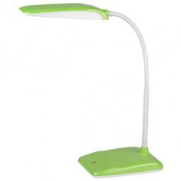 фото Настольная лампа Эра NLED-447. Цвет: зеленый